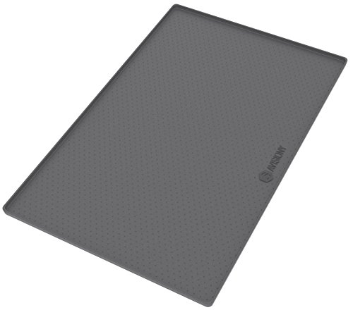 Dog Training Placemat: Pet Food Mat , Ideal Size 22″ X 14″