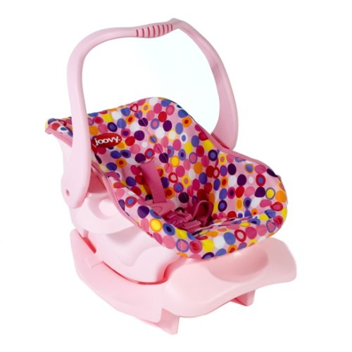 Comfortable Two Position Handle Grip Is Ergonomically Designed For Small Hands Joovy Has Developed The First Doll Car Seat